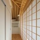 萱方の住宅の写真 廊下
