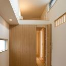 Nさんの住家の写真 ロフト付き洋室