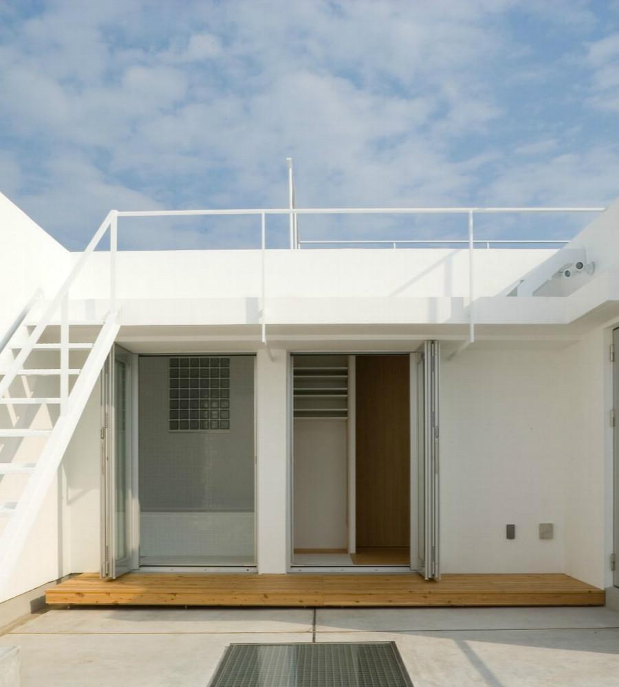 Nさんの住家 (屋上)