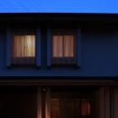 Kさんの住家の写真 外観 (夜景)