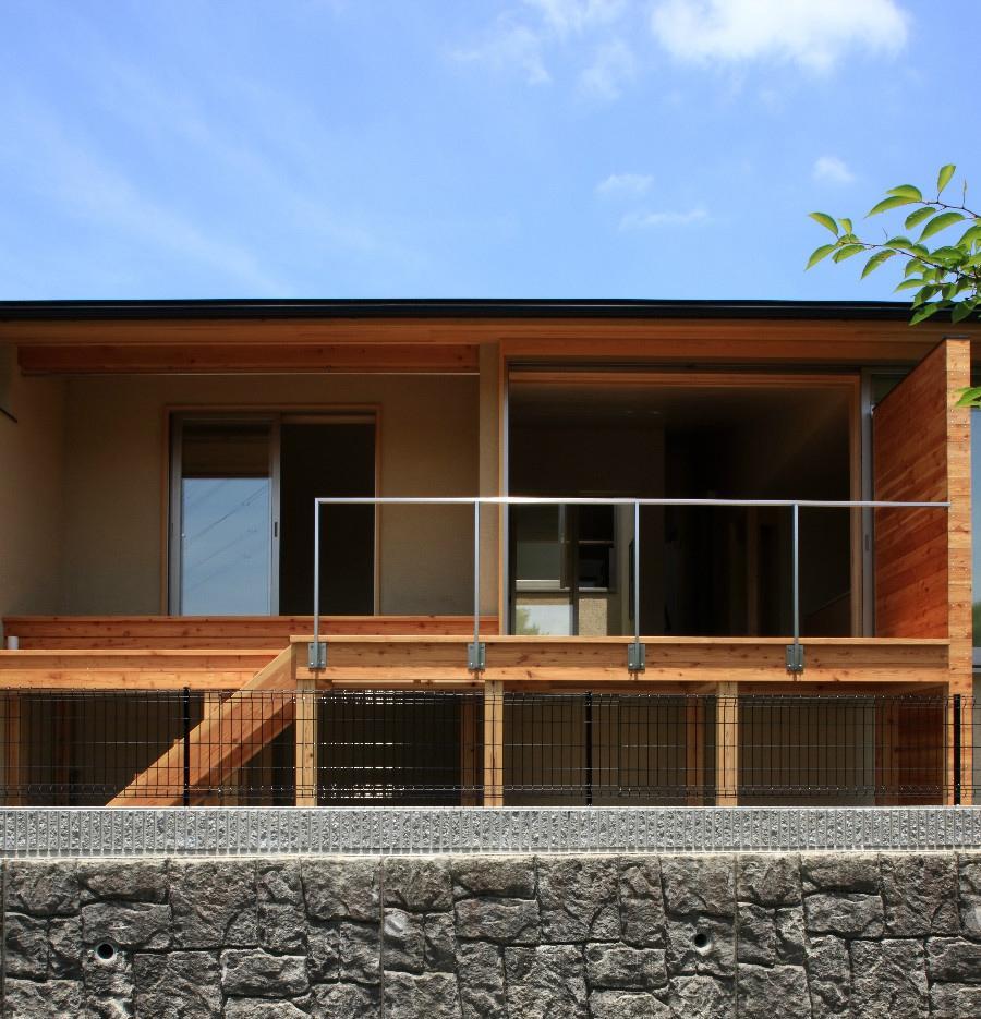建築家:中島謙一郎「Kさんの住家」