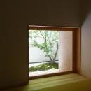 Kさんの住家の写真 地窓