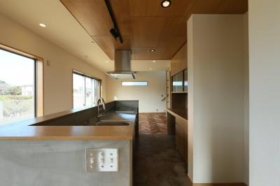 キッチン (Y's residence)