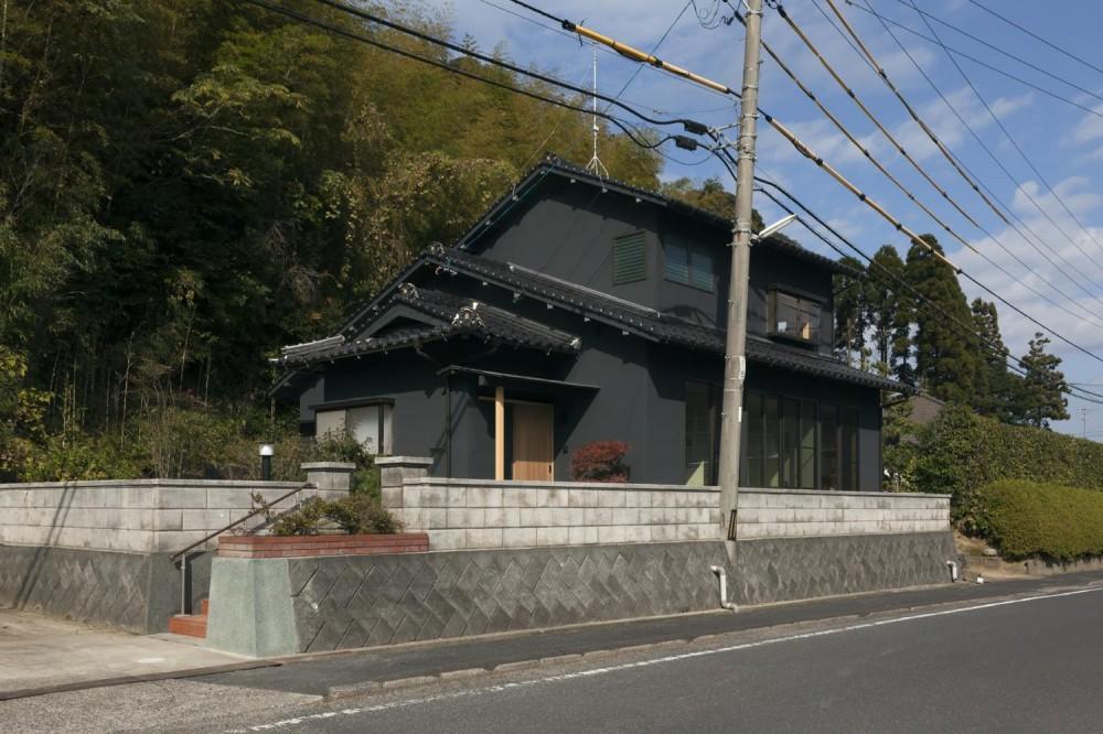 湖陵町の家 (外観)