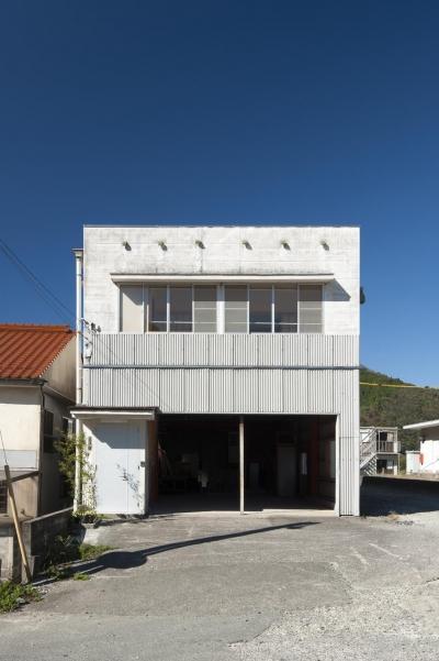 玉砂利の家 (外観)