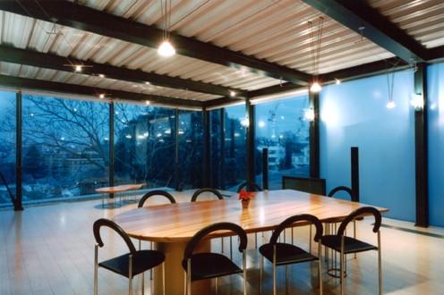 建築家:妹尾正治「麻布の家」