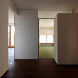 NDさんの住家 (玄関ホール)
