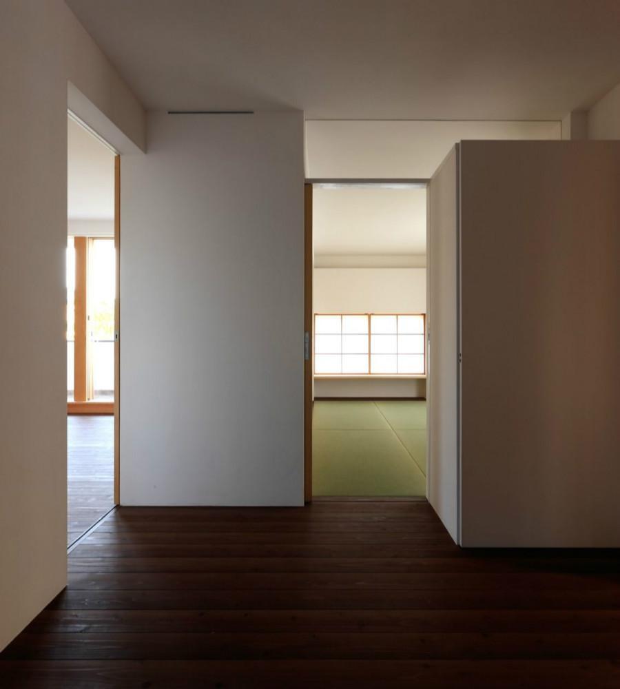NDさんの住家の部屋 玄関ホール