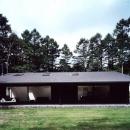 妹尾正治の住宅事例「軽井沢の家3」