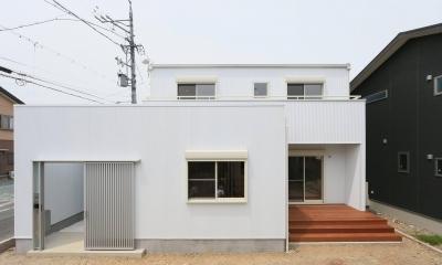 I's residence (外観)