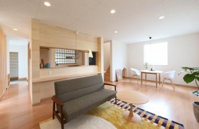 I's residence (LDK)