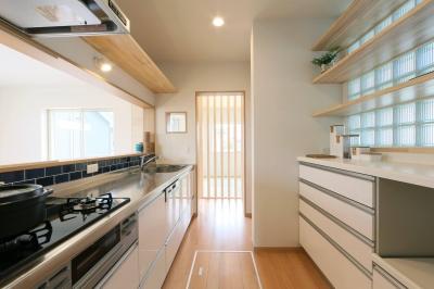 キッチン (I's residence)