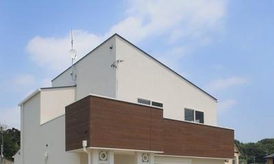 M's residence (外観)