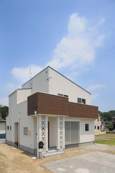 外観 (M's residence)