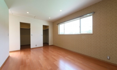 M's residence (寝室)