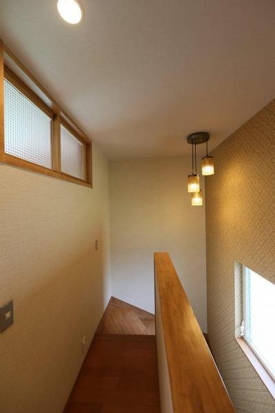 階段室 (M's residence)