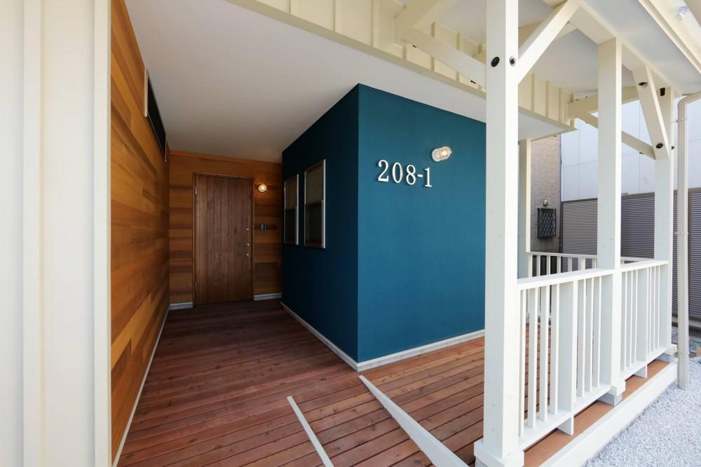 HOUSE-310- (外観)