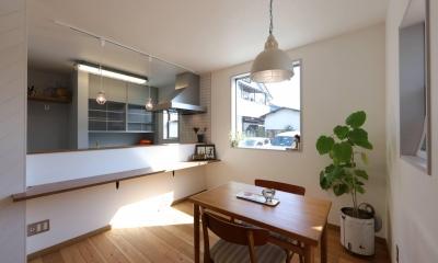 HOUSE-310- (ダイニング・キッチン)