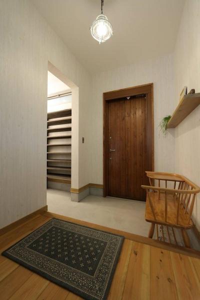 玄関・ホール (HOUSE-310-)