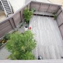 ジェイ石田の住宅事例「三角角地の家」