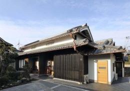 奈良宝来の家 (外観)