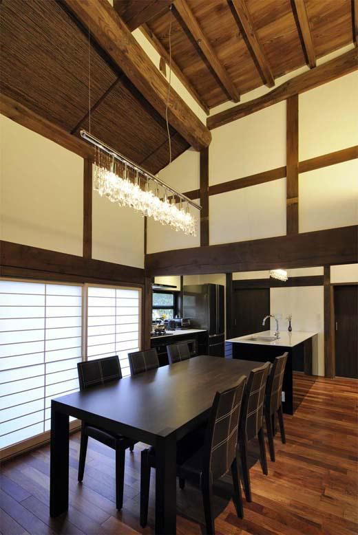 奈良宝来の家の写真 LDK