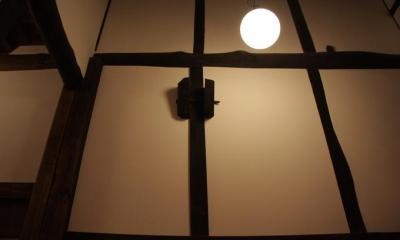 奈良宝来の家 (白壁)