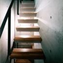 妹尾正治の住宅事例「白金の家」