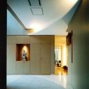 巣鴨の家の写真 玄関