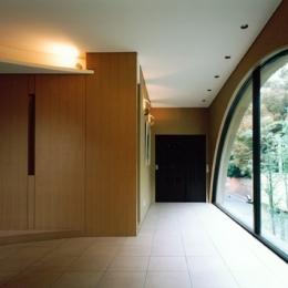 巣鴨の家 (ホール)