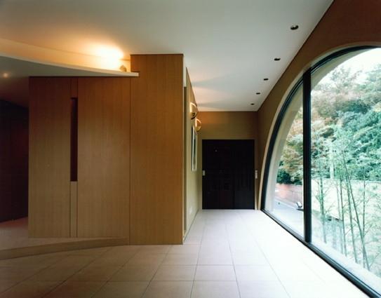 巣鴨の家の部屋 ホール