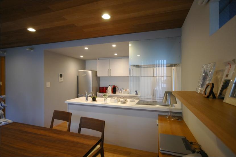 目黒S邸の部屋 キッチン-1