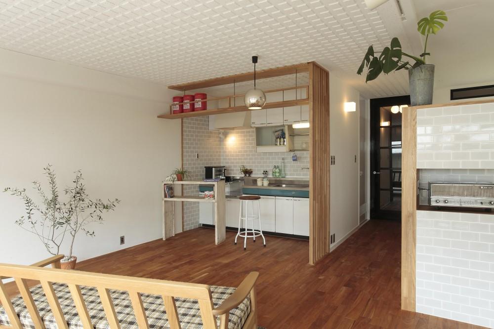 ナチュラルスタイル~Heritage アイアン素材の融合~ (キッチン)