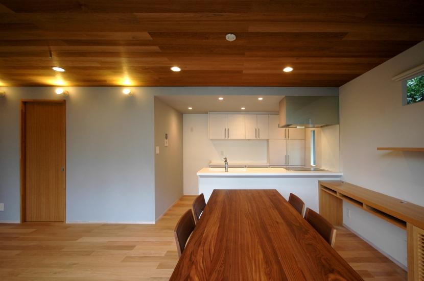 目黒S邸の部屋 キッチン-2