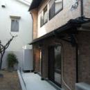 築50年の歴史ある家がまるで新築の写真 洋風な外観