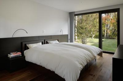 寝室 (IS山荘)