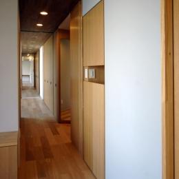 目黒S邸 (廊下-2)