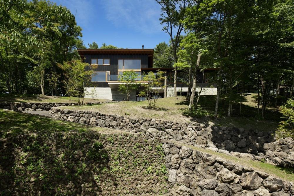 HJ山荘 (外観)