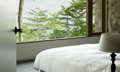 HJ山荘 (寝室1)