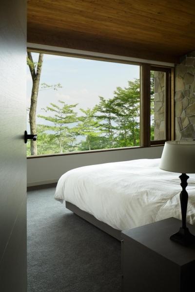 寝室1 (HJ山荘)