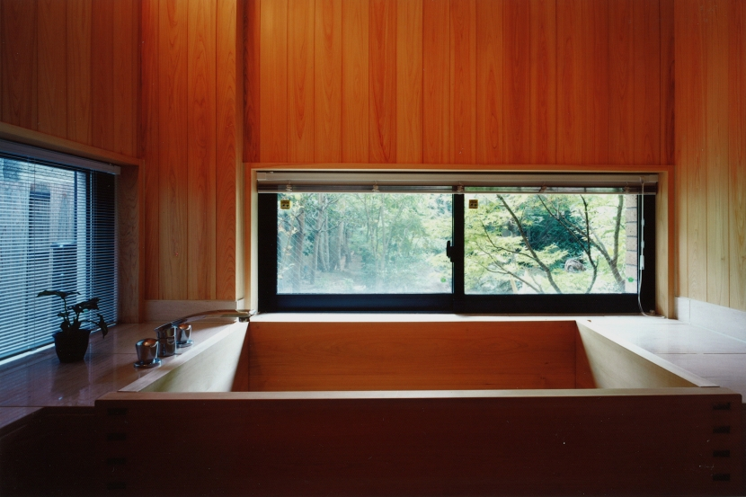 建築家:妹尾正治「バスルーム」