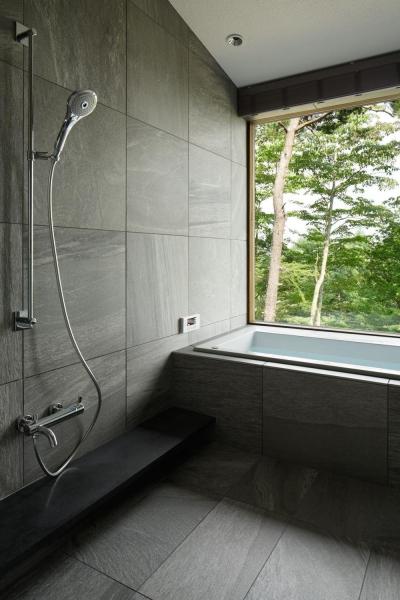 バスルーム (HJ山荘)