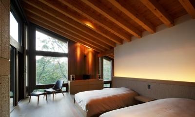 YK山荘 (寝室)
