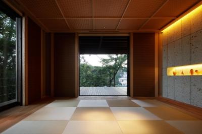 和室 (YK山荘)