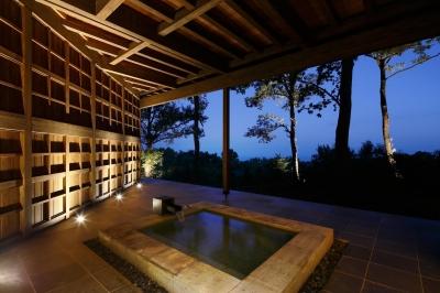 お風呂 (YK山荘)