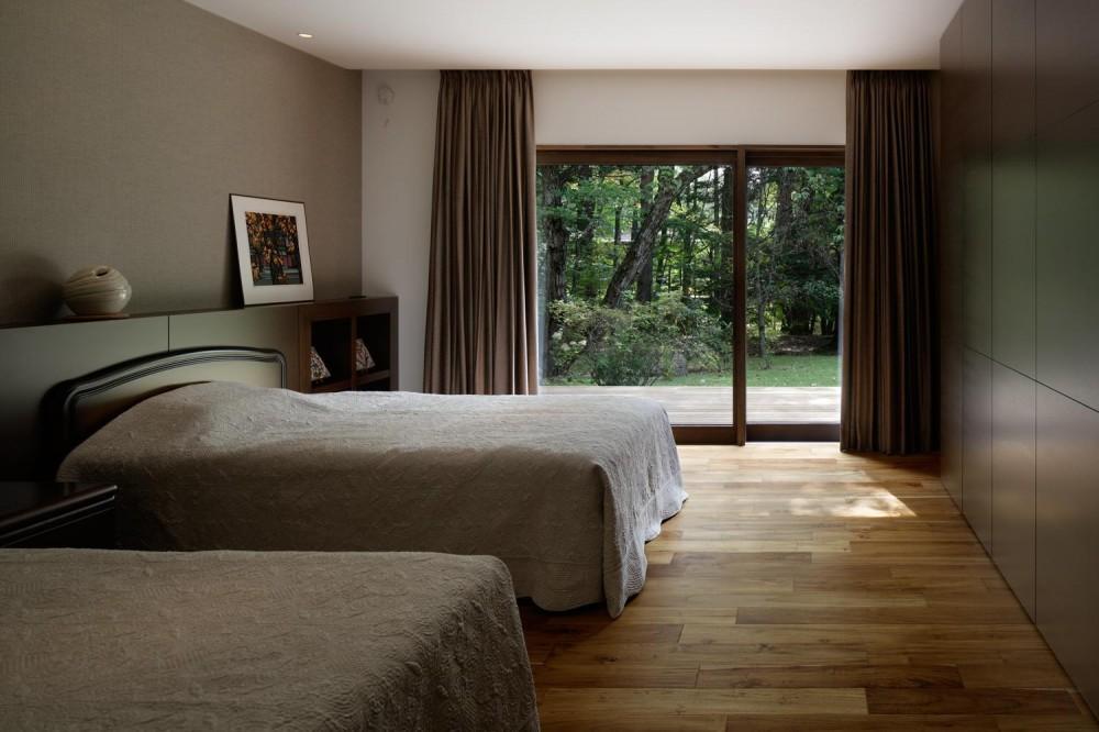 M山荘 (寝室)