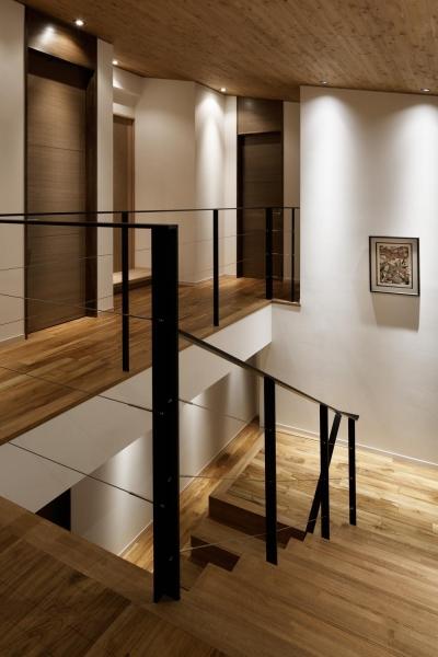 階段 (M山荘)