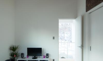 白箱の家 (子供部屋-1)