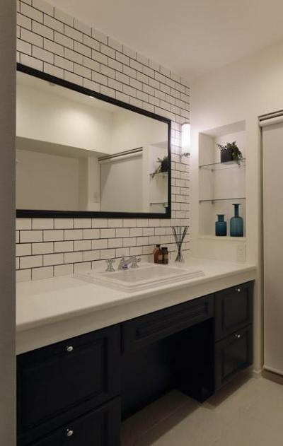 wash room (上質なブルックリンスタイル)