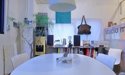 Office renovation (デスク)